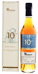 Savanna Collection Rhum Vieux Chai Humide 10YO
