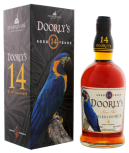 Doorlys 14 years old Barbados rum 0,7L 48%