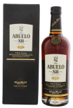 Abuelo 12YO rum Two Oaks 0,7L 40%