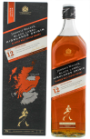 Johnnie Walker Black Label 12YO Origin Limited Ed 1L