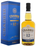 Crabbie 12YO Lightly Peated Island Scotch Whisky