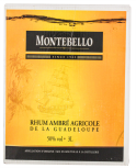 Montebello Ambre rum Bag in Box 3L 50%