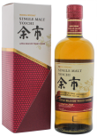 Nikka Yoichi Apple Brandy Wood Finish 2020 0,7L