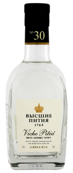 Viche Pitia No. 30 Lemon & Milk wodka