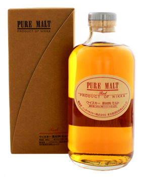 Nikka Pure Malt Red Japanse whisky