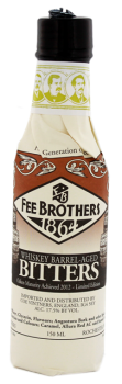 Fee Brothers Whisky Barrel Aged Bitters
