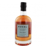 Koval Four Grain single barrel Whiskey 0,5L 47%