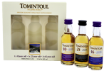 Tomintoul Triple Pack whisky