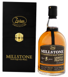 Zuidam Millstone Malt Whisky Lightly Peated 5YO