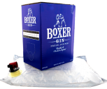 Boxer London dry gin box
