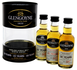 Glengoyne Malt Whisky Tin Box (10YO/15YO/18YO)