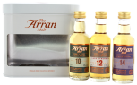 Arran Gift tin single malt Scoth whisky kado idee