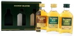 Tullamore Dew The Discovery Collection miniaturen