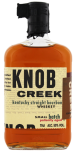 Knob Creek Small Batch patiently aged straight Bourbon