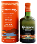 Connemara Turf Mor Peated Single Malt whiskey