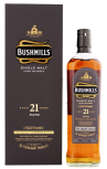 Bushmills 21 YO Malt Irish Whiskey 0,7L 40%