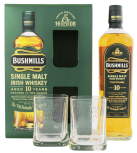 Bushmills 10 yo single malt Irish Whiskey