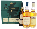 The Classic Malts Collection Strong whisky