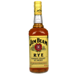 Jim Beam Rye kentucky straight rye Whiskey